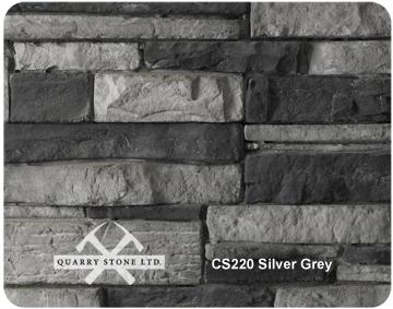 CS220 Silver Grey