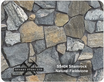 SS404 Natural Fieldstone