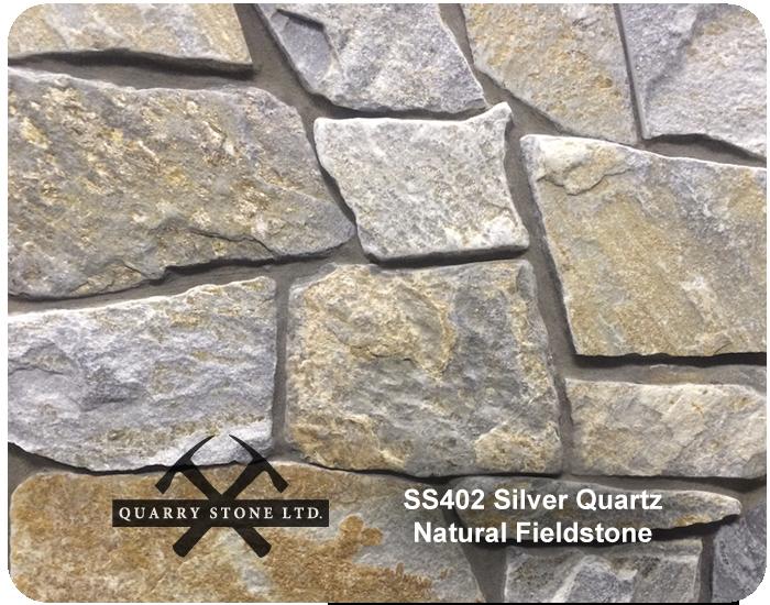 SS402SilverQuartzNaturalFieldstone