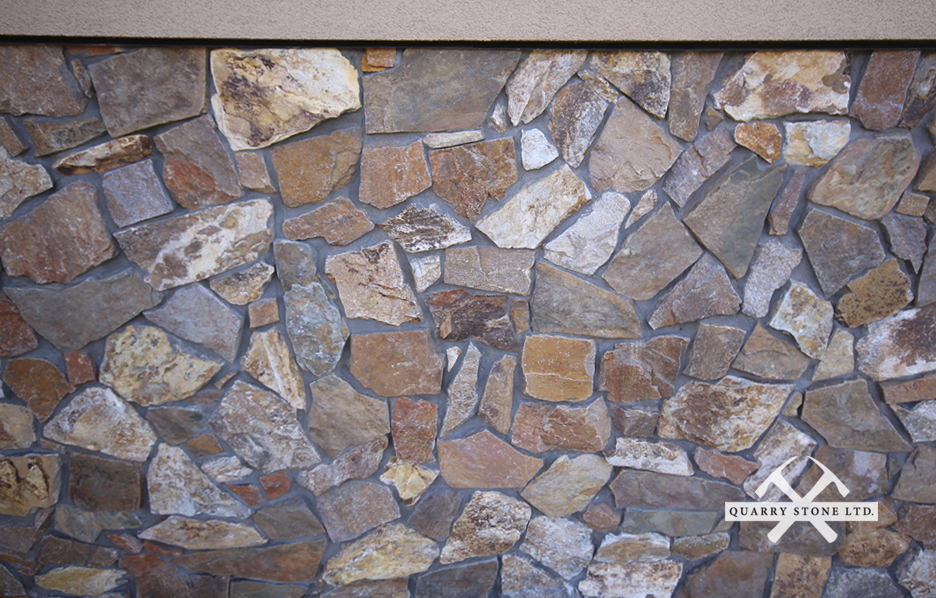 SS401 Brown Natural Fieldstone